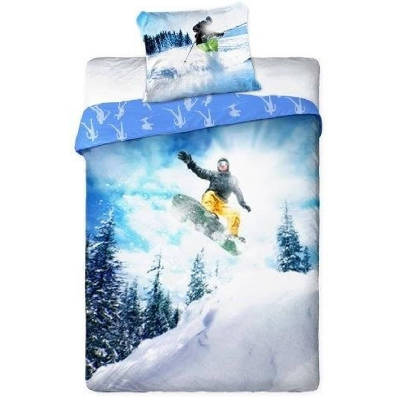Dekbed wintersport
