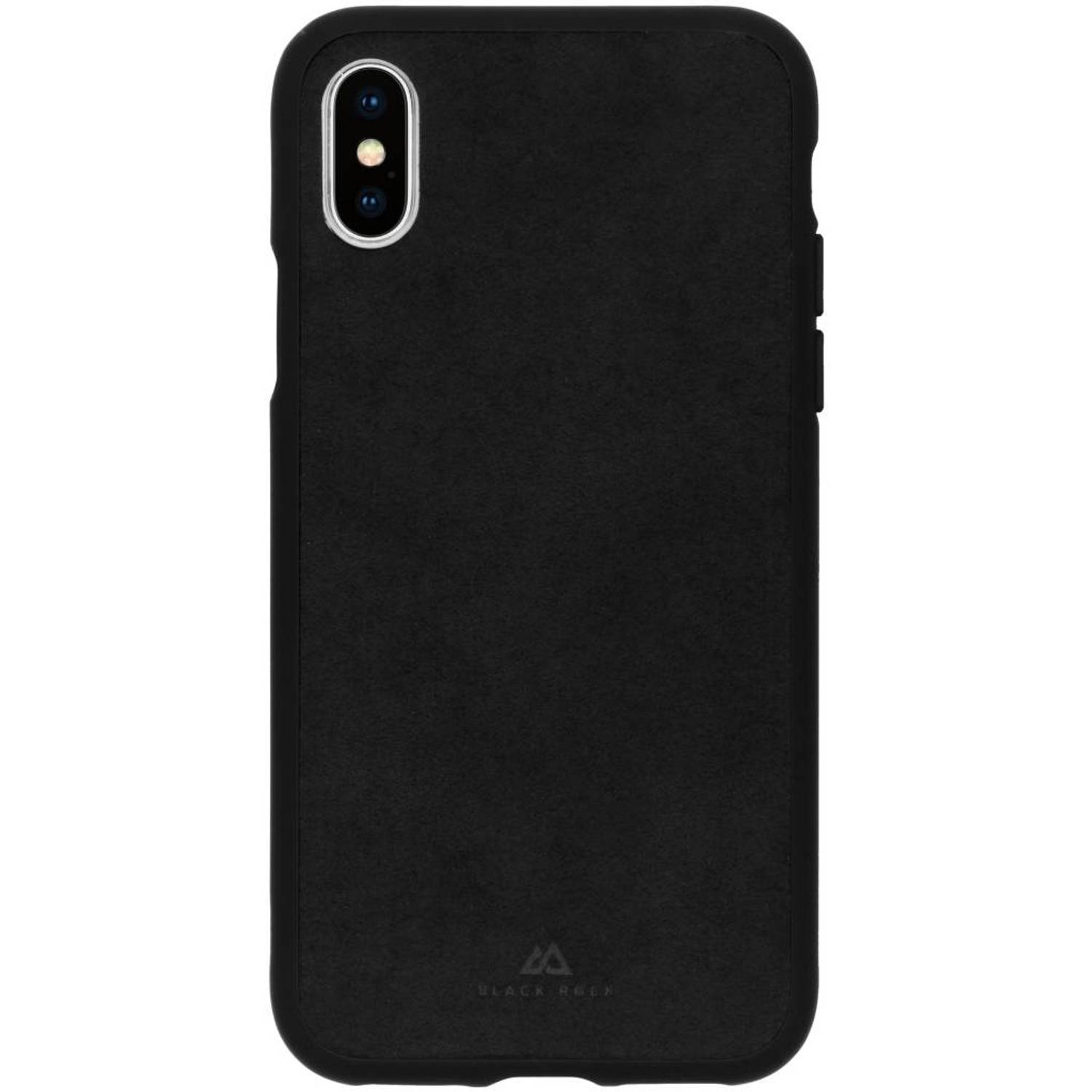 The Statement Backcover iPhone Xs Max hoesje - Zwart
