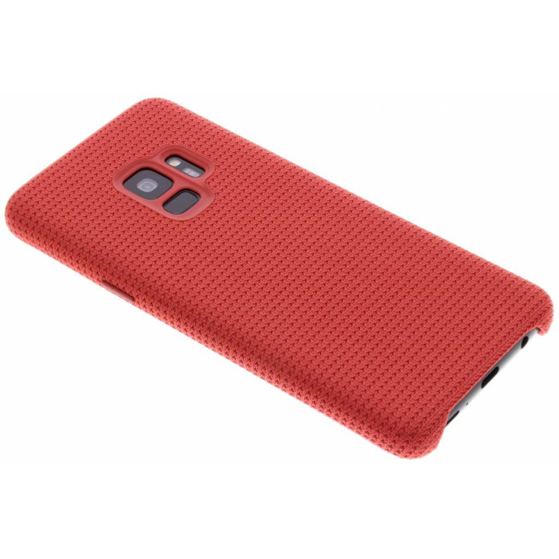 Rode originele Hyperknit Cover voor de Galaxy S9