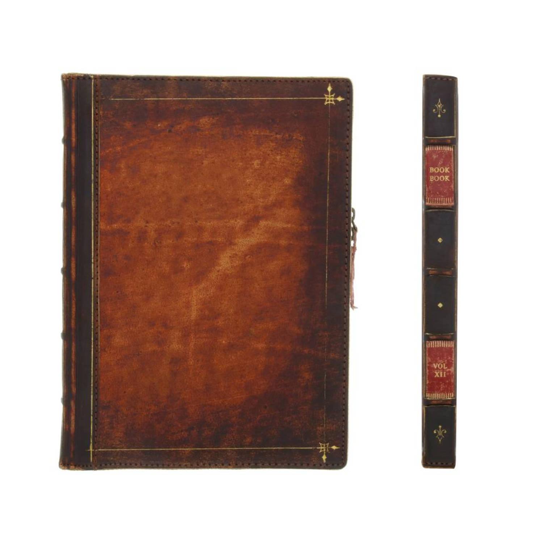 BookBook Case voor iPad Air - Bruin