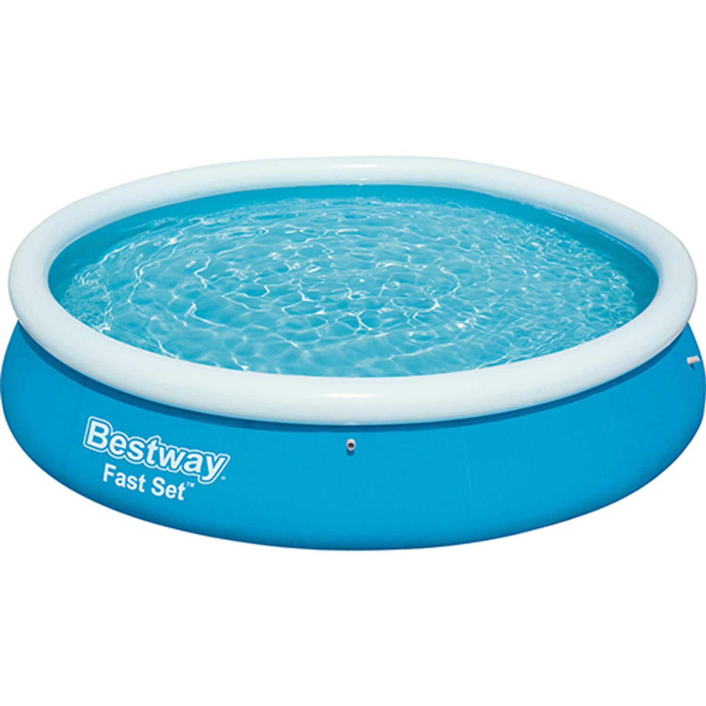 Bestway Fast Set zwembad 366 cm