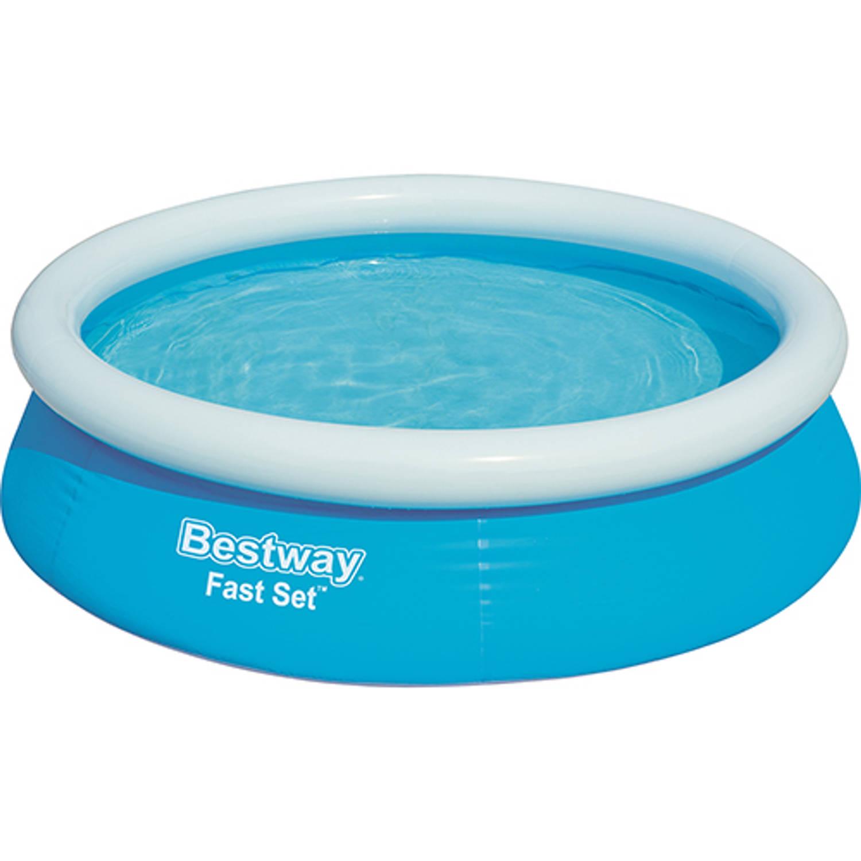 Bestway Fast Set zwembad 198 cm