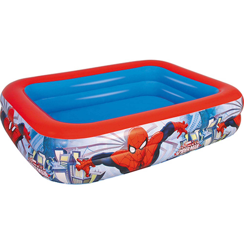 Bestway opblaasbaar zwembad Spider-Man