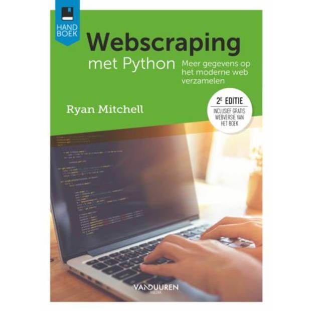 Webscraping met Python - Handboek