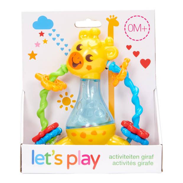 Blokker Let's Play activiteiten giraf
