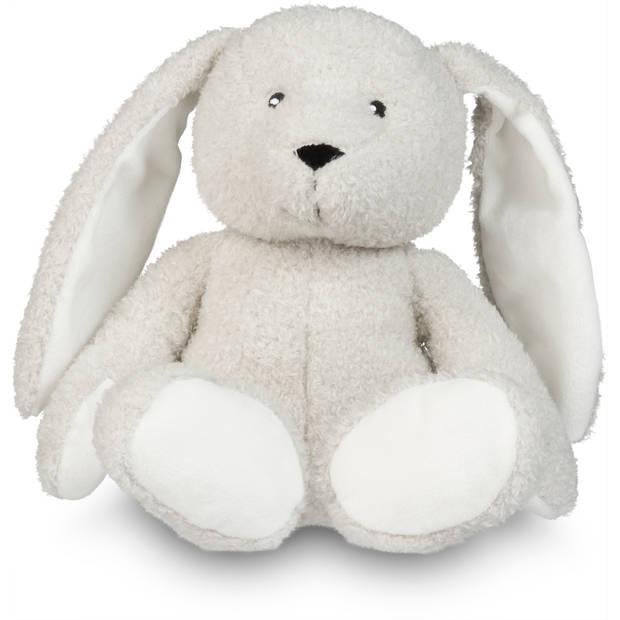 Blokker Let's Play knuffel zacht konijn 36 cm