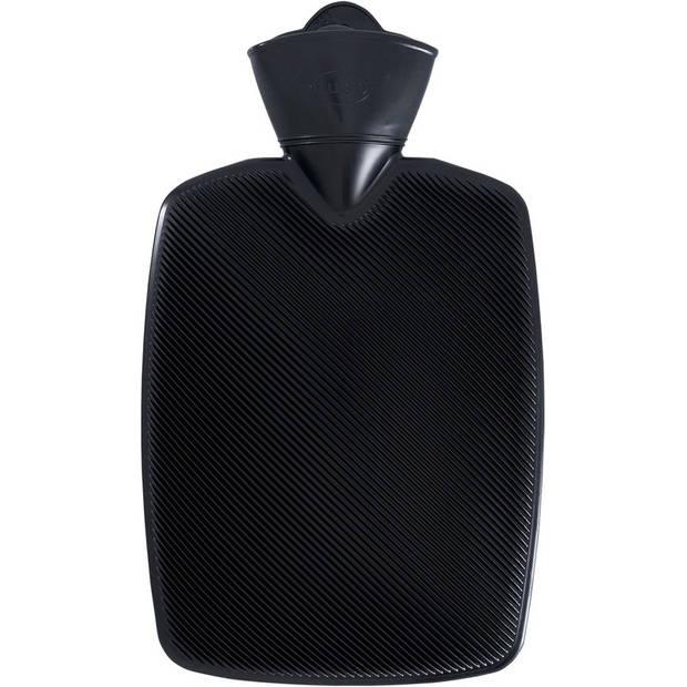 Kunststof kruik zwart 1,8 liter zonder hoes