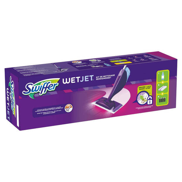 Swiffer WetJet vloerwisser - Starterkit