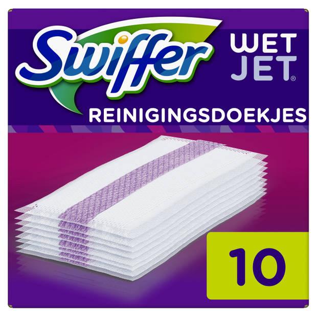 Swiffer WetJet vloerwisser vervangdoekjes - 10 stuks
