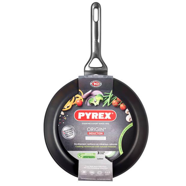 Pyrex Origin+ koekenpan - 28 cm