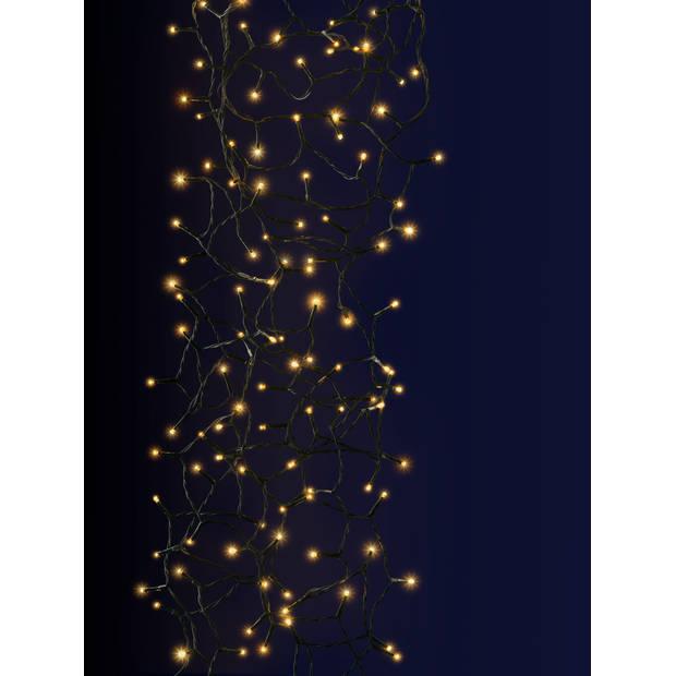 Blokker Kerstverlichting 500 LED lampjes warm wit - 40,4 meter