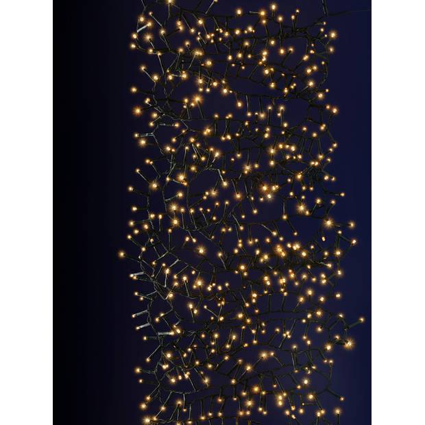 Blokker Snakeverlichting 500 LED warm wit - 13 meter