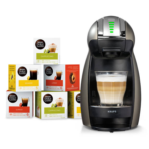 Nescafé Dolce Gusto koffiecups - 80 kopjes koffie