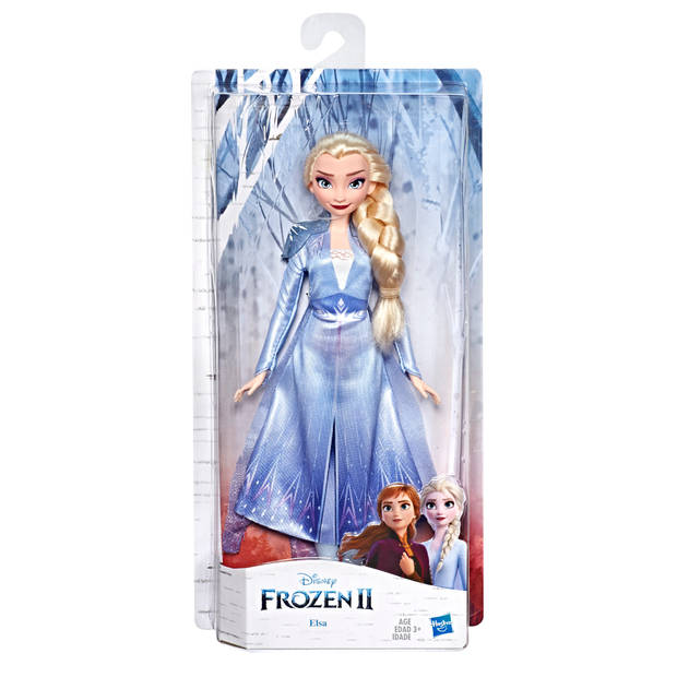 Frozen II Elsa pop