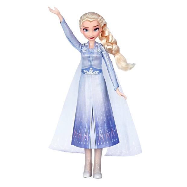 Frozen II Zingende Elsa pop