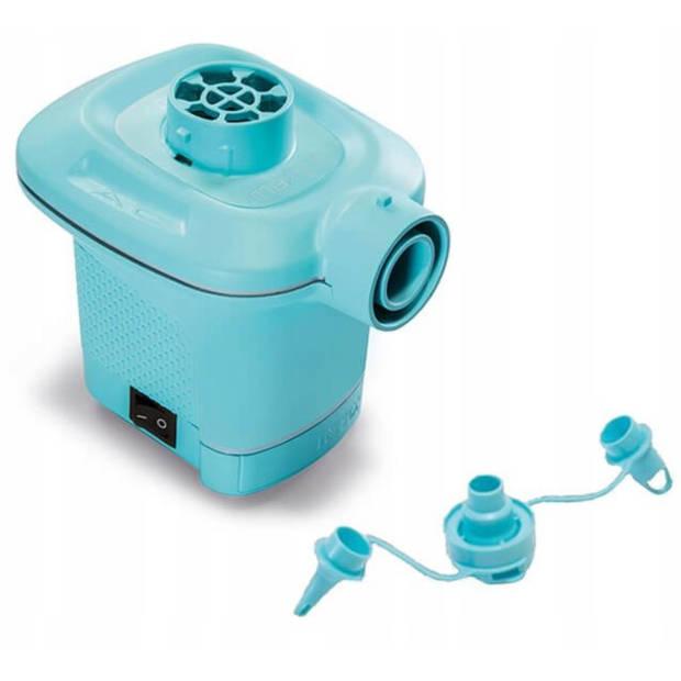 Intex Quick Fill elektrische pomp AC 230V turquoise