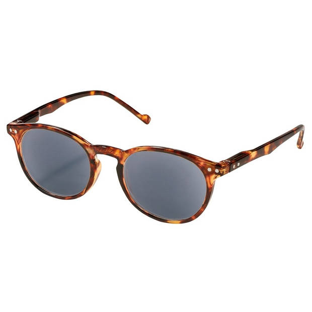 Moses Libri_x Lees-zonnebril Style sterkte +2,00 bruin