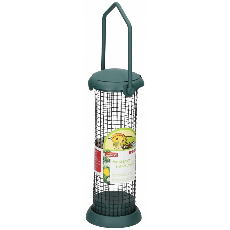 Lifetime Garden Buiten Vogelvoer Pinda Silo 22 Cm Vogelvoederhuisjes online kopen