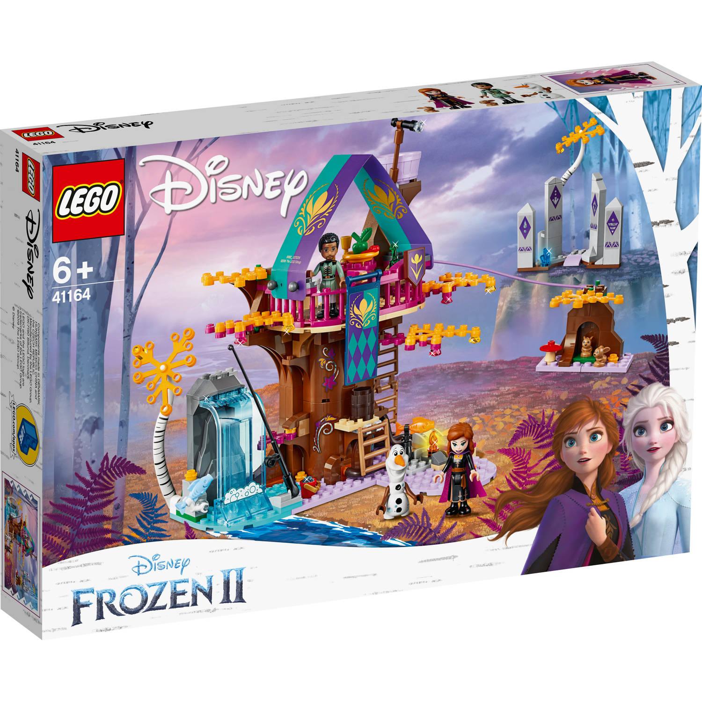 Korting Lego Disney Frozen 2 Betoverde Boomhut 41164