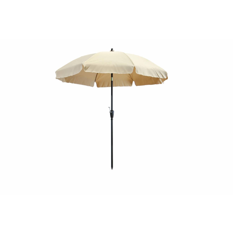 Parasol Corfu 250/8 Ecru