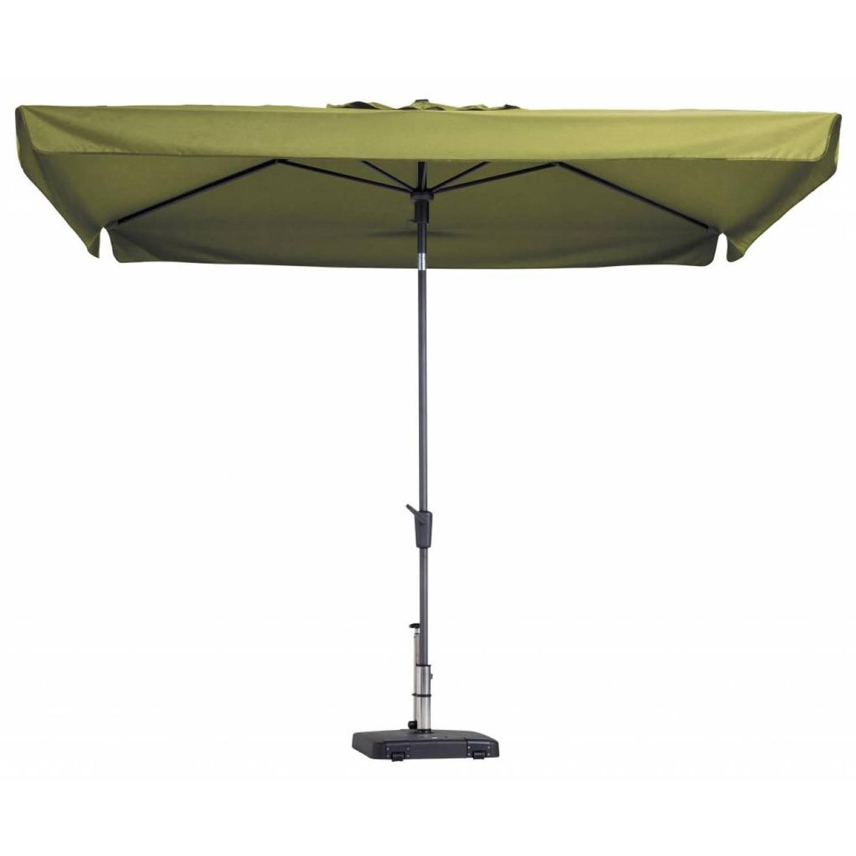 Stokparasol Delos 300 X 200 Cm Sage Green