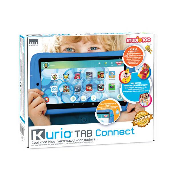 Kurio Tab Connect Studio 100 - blauw