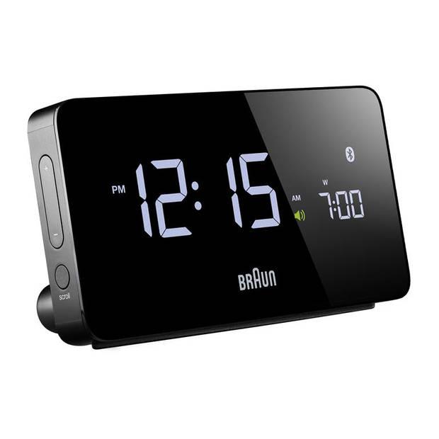 Braun - Connected Clock, black