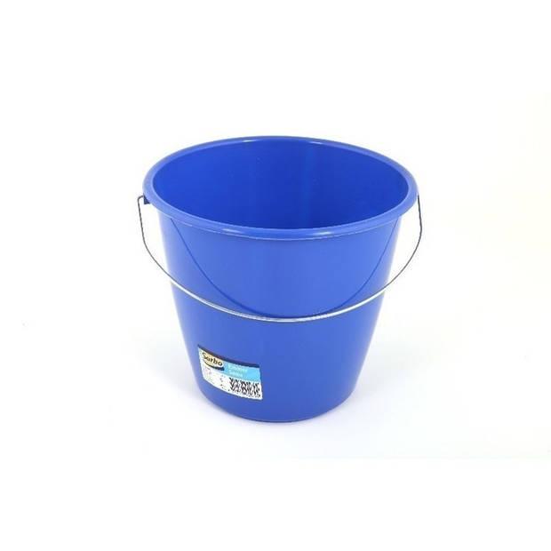 Sorbo emmer blauw kunststof 5 liter