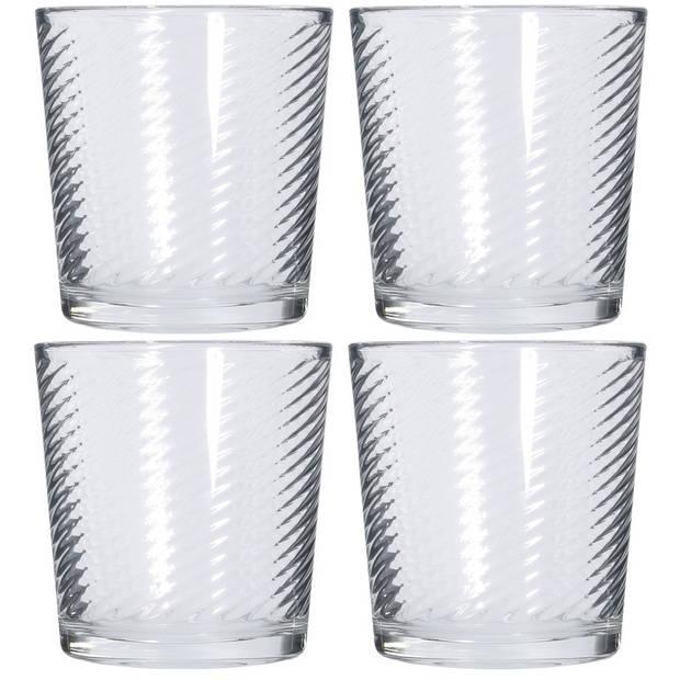 6x Drinkglazen 250 ml - Sapglazen - Waterglazen
