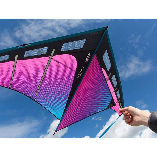 Prism Zenith 7 Ultraviolet - Single Line Kite - Purple