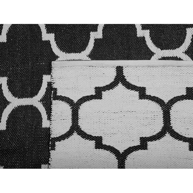 Beliani ALADANA Vloerkleed PVC 140 x 200 cm
