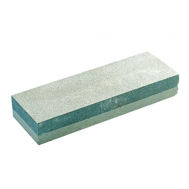 Wetsteen / slijpsteen met 2 zijdes - 150 mm - messenslijper