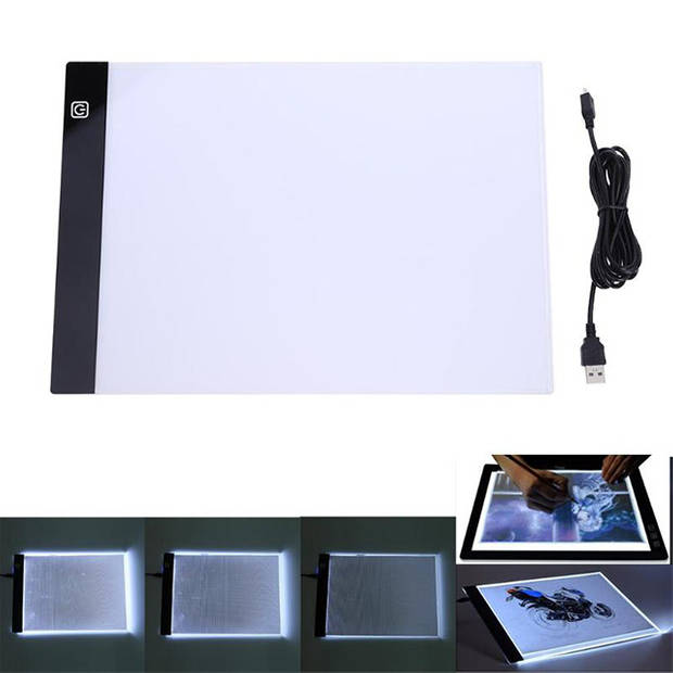 Diamond Painting Accesoires - LED Lichtplaat