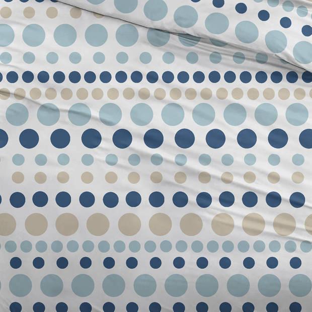 Snoozing Piet dekbedovertrek - Lits-jumeaux (240x200/220 cm + 2 slopen) - Katoen - Multi