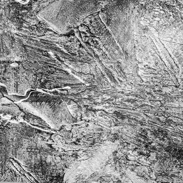 Snoozing Marble dekbedovertrek - Lits-jumeaux (260x200/220 cm + 2 slopen) - Katoen - Grijs