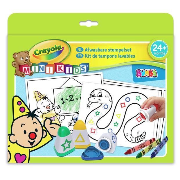 Mini Kids Bumba - Stempelset