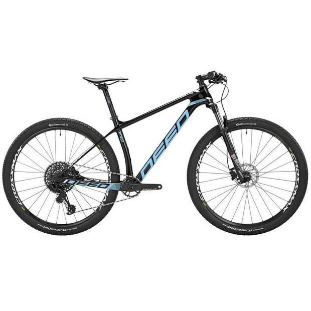 Deed Vector Pro 292 Hardtail Mountainbike 29 Inch Heren 12V Hydraulische schijfrem Blauw