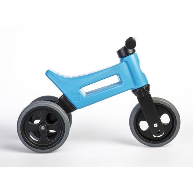 Funny Wheels Loopfiets met 3 wielen Rider Sport Cool loopfiets Junior Blauw