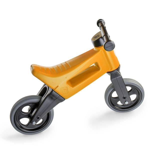Funny Wheels Loopfiets met 3 wielen Rider Sport Cool loopfiets Junior Oranje