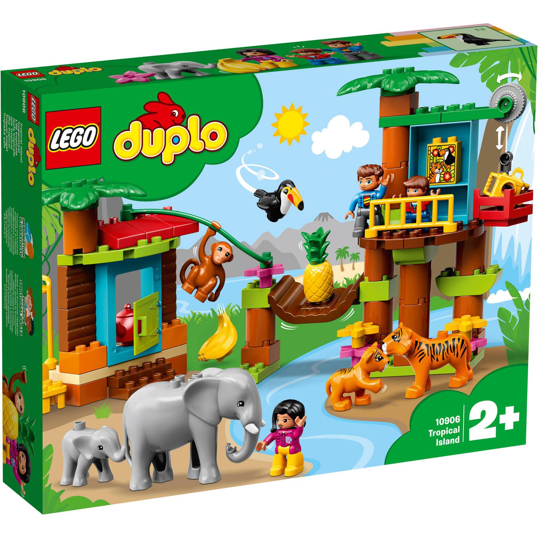 Korting LEGO DUPLO tropisch eiland 10906