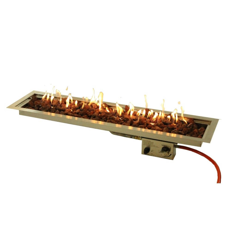 Enjoyfires Inbouwbrander 101x25x15 Cm