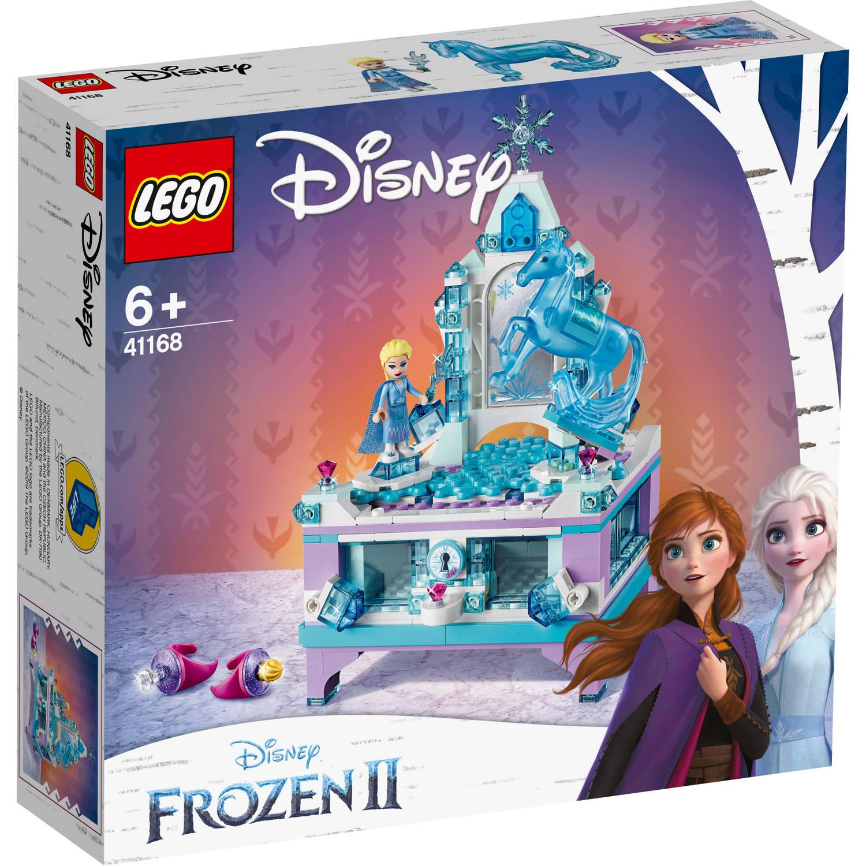 Korting LEGO Disney Frozen 2 Elsa's sieradendoos 41168