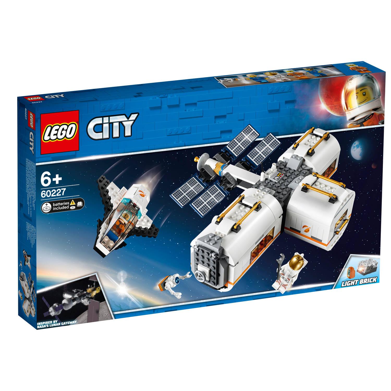 Korting Lego City Ruimtestation Op De Maan 60227