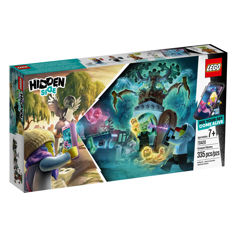 Korting LEGO Hidden Side kerkhofmysterie 70420