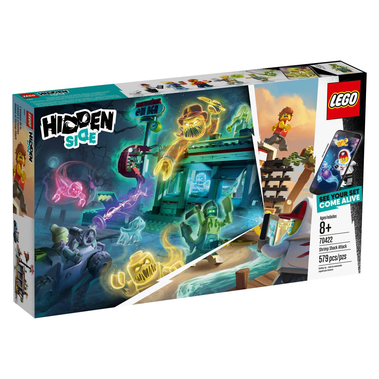 Korting Lego Hidden Side Aanval Op Het Garnalententje 70422