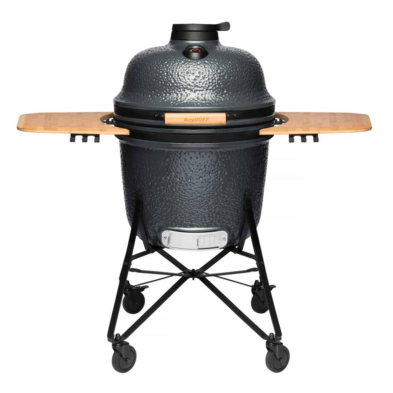 Houtskoolbarbecue Keramiek Large, Grijs - BergHOFF Ron