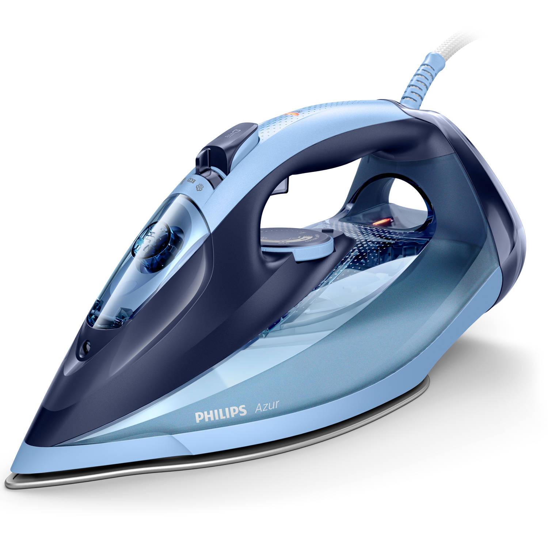 Korting Philips Stoomstrijkijzer Azur Gc4564 20 Blauw