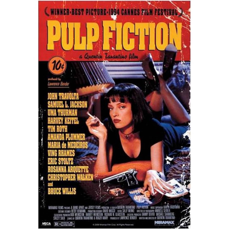 Poster Pulp Fiction 61 X 91,5 Cm