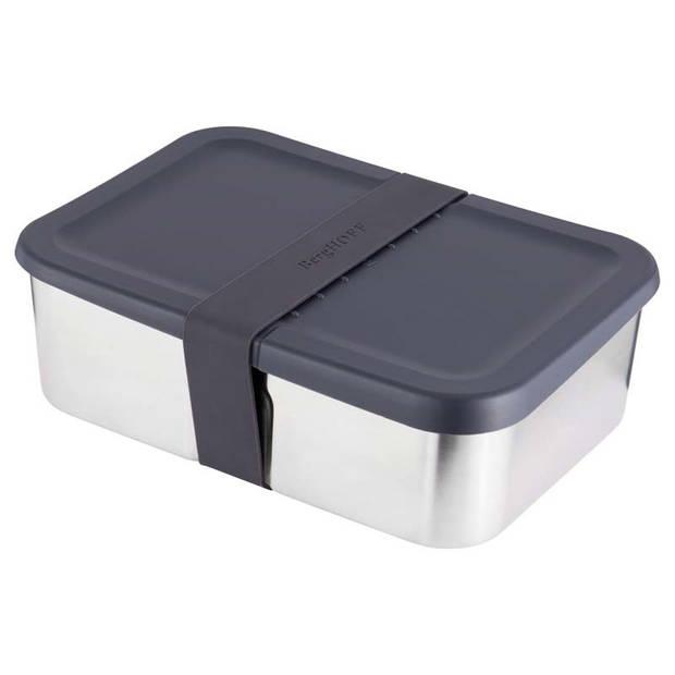 Lunchbox RVS - Blauw - BergHOFF Essentials