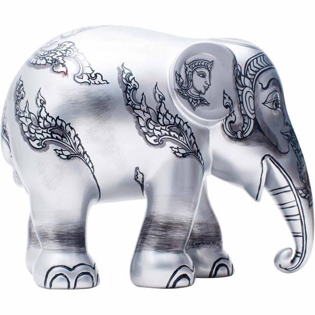 Elephant Parade Dheva Ngen - Handgemaakt Olifantenstandbeeld - 15 cm